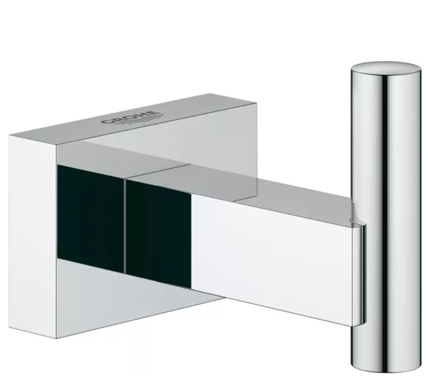Крючок Grohe Essentials Cube 40511001 Хром